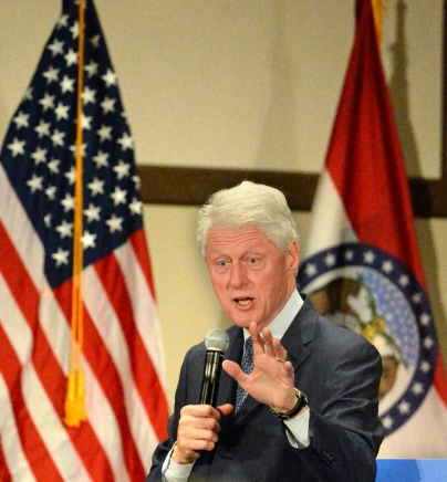 Bill Clinton Cropped