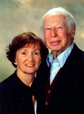 Alex and Marilyn