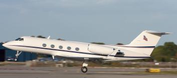 G-3 Takeoff